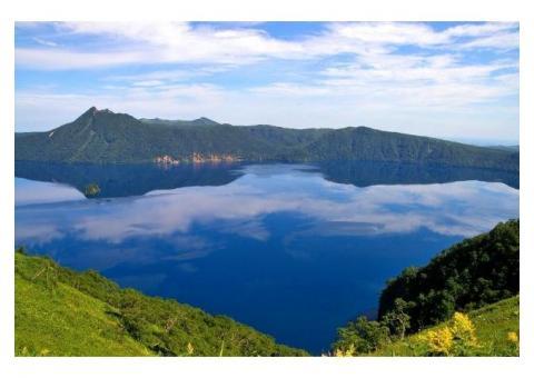 【ご近所さん歓迎】北海道川上郡弟子屈町の摩周湖の中継