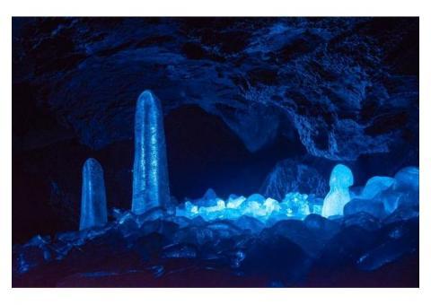 【ご近所さん歓迎】山梨県南都留郡鳴沢村の鳴沢氷穴の中継