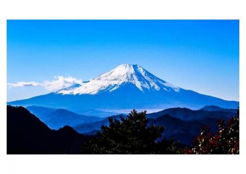 【ご近所さん歓迎】 静岡県富士宮市北山の富士山の中継