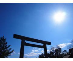 【ご近所さん歓迎】 三重県伊勢市宇治館町の伊勢神宮の中継