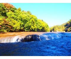 【ご近所さん歓迎】群馬県沼田市利根町追貝 の吹割の滝の中継