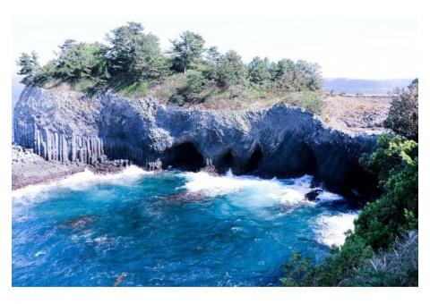 【ご近所さん歓迎】佐賀県唐津市屋形石の七ツ釜の中継