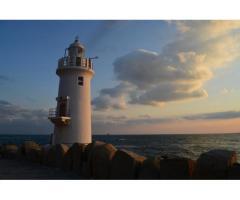 【ご近所さん歓迎】 愛知県田原市伊良湖町古山の伊良湖岬の体験共有