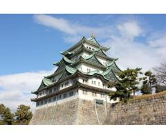 【ご近所さん歓迎】愛知県名古屋市中区本丸の名古屋城