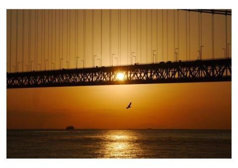 【ご近所さん歓迎】兵庫県神戸市垂水区東舞子町の明石海峡大橋の体験共有