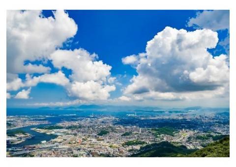 【ご近所さん歓迎】福岡県北九州市八幡東区尾倉の皿倉山の体験共有