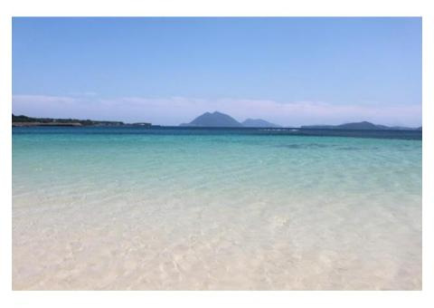 【ご近所さん歓迎】長崎県佐世保市の宇久島の体験共有