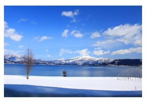 【ご近所さん歓迎】秋田県仙北市の田沢湖 の体験共有