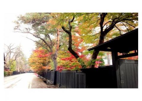 【ご近所さん歓迎】秋田県仙北市角館町上菅沢の角館の体験共有