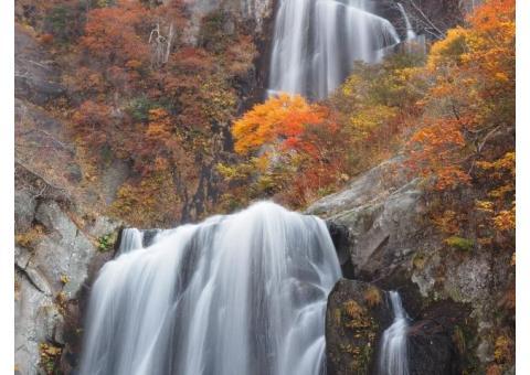 【ご近所さん歓迎】秋田県北秋田市阿仁打当菅谷地の安の滝の体験共有