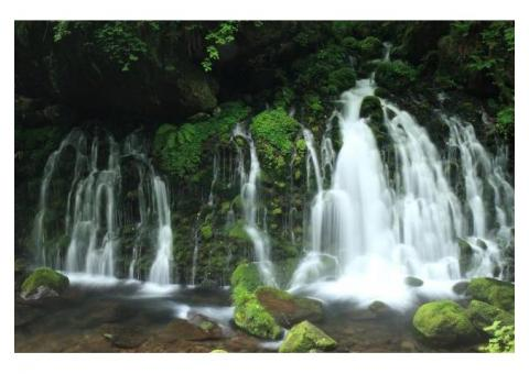【ご近所さん歓迎】秋田県にかほ市象潟町の元滝の体験共有