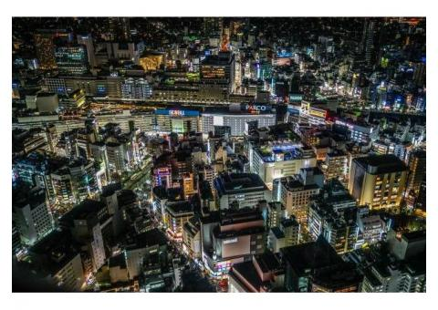 【ご近所さん歓迎】 東京都豊島区東池袋のサンシャイン60の体験共有