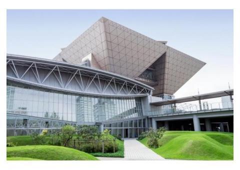 【ご近所さん歓迎】 東京都江東区有明の東京国際展示場の体験共有