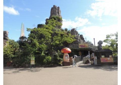 【ご近所さん歓迎】 大阪府枚方市枚方公園町のひらかたパークの体験共有