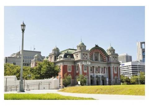 【ご近所さん歓迎】  大阪市北区中之島の大阪中央公会堂の体験共有