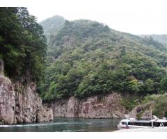 【ご近所さん歓迎】和歌山県新宮市熊野川町の瀞峡の体験共有