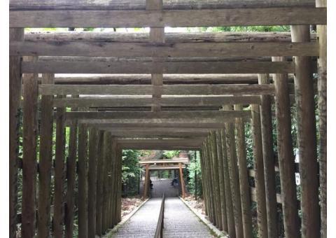 【ご近所さん歓迎】滋賀県東近江市小脇町の阿賀神社の体験共有