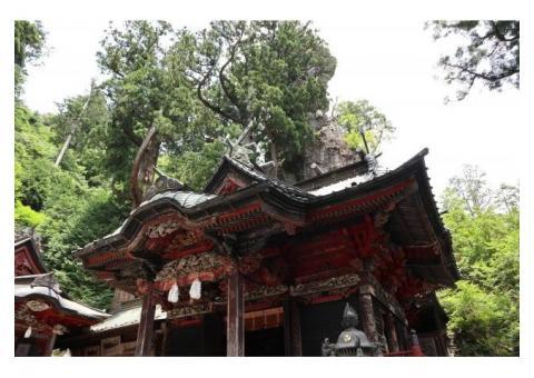 【ご近所さん歓迎】群馬県高崎市榛名山町の榛名神社の体験共有
