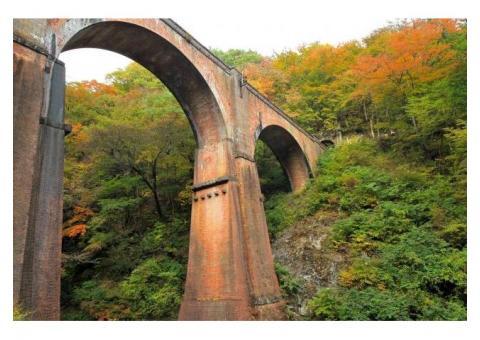 【ご近所さん歓迎】 群馬県安中市松井田町坂本の碓氷第三橋梁の体験共有