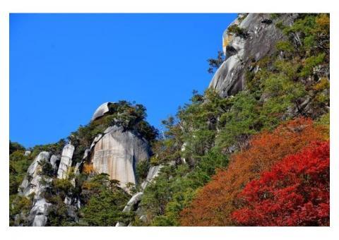【ご近所さん歓迎】山梨県甲府市高成町の昇仙峡の体験共有