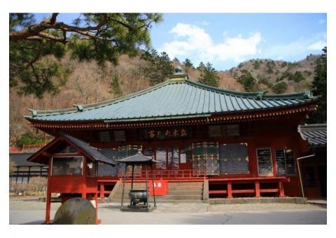【ご近所さん歓迎】 栃木県日光市 中宮祠の中禅寺の体験共有