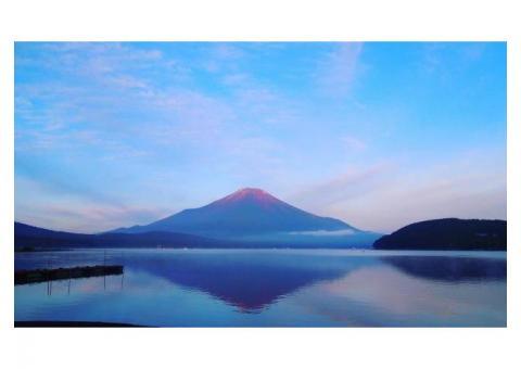 【ご近所さん歓迎】 山梨県南都留郡富士河口湖町精進の精進湖の体験共有