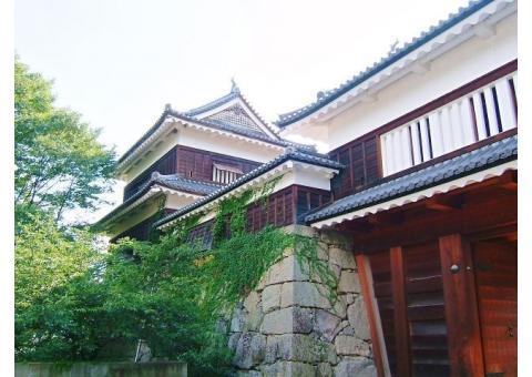 【ご近所さん歓迎】長野県上田市二の丸の上田城の体験共有