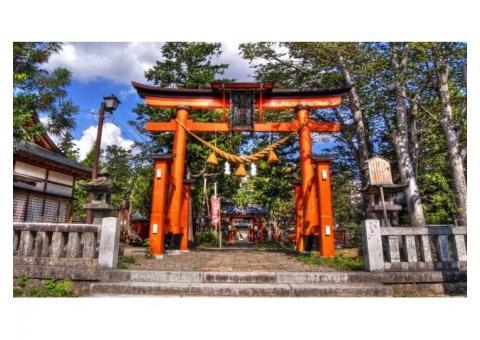 【ご近所さん歓迎】長野県上田市下之郷中池西の生島足島神社の体験共有