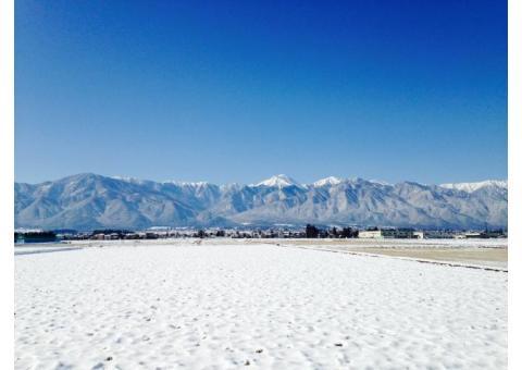 【ご近所さん歓迎】長野県松本市安曇の常念岳の体験共有