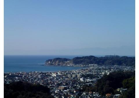 【ご近所さん歓迎】神奈川県鎌倉市 大町の衣張山の体験共有