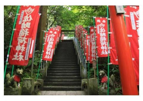 【ご近所さん歓迎】 神奈川県鎌倉市佐助の佐助稲荷神社の体験共有