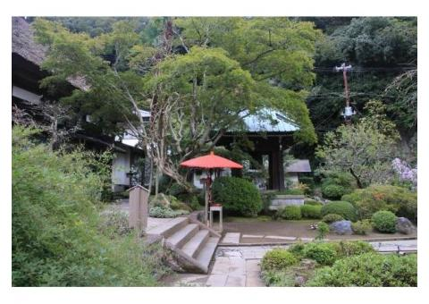 【ご近所さん歓迎】 神奈川県鎌倉市扇ガ谷の海蔵寺の体験共有