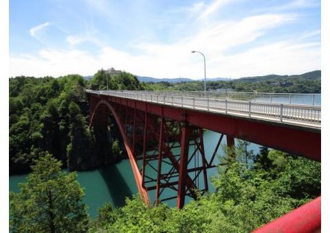 【ご近所さん歓迎】岐阜県恵那市大井町の恵那峡の体験共有