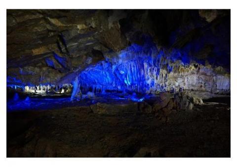 【ご近所さん歓迎】岐阜県高山市丹生川町日面の飛騨大鍾乳洞の体験共有
