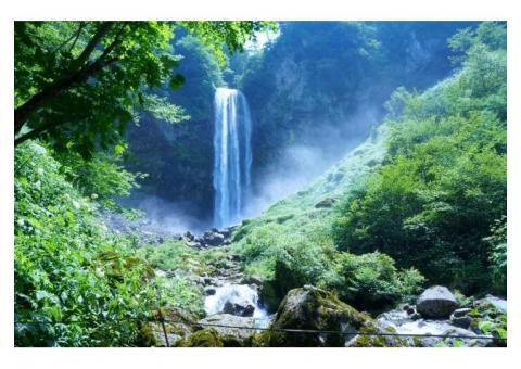 【ご近所さん歓迎】岐阜県高山市奥飛騨温泉郷平湯の平湯大滝の体験共有
