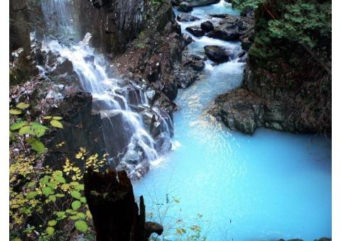 【ご近所さん歓迎】岐阜県中津川市付知町上大起の付知峡の体験共有