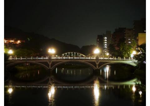 【ご近所さん歓迎】 石川県金沢市橋場町の浅野川大橋の体験共有