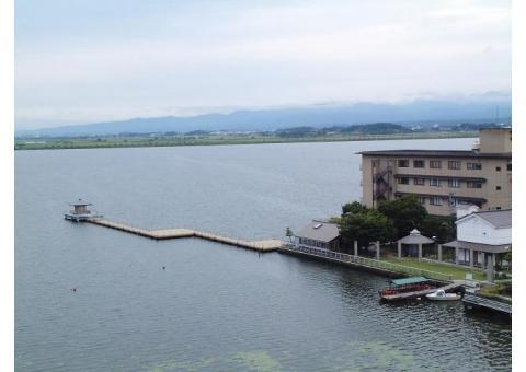【ご近所さん歓迎】石川県加賀市片山津温泉の柴山潟の体験共有