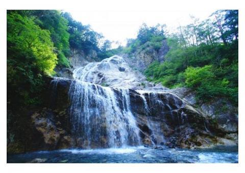 【ご近所さん歓迎】石川県白山市中宮の姥ヶ滝の体験共有