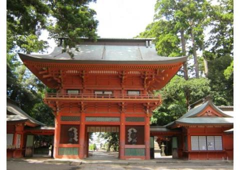 【ご近所さん歓迎】茨城県鹿嶋市宮中の鹿島神宮の体験共有