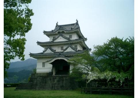 【ご近所さん歓迎】愛媛県宇和島市丸之内の宇和島城の体験共有
