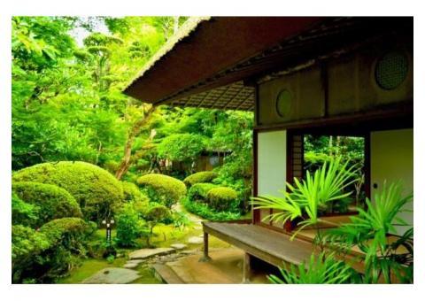 【ご近所さん歓迎】愛媛県大洲市大洲の臥龍山荘の体験共有