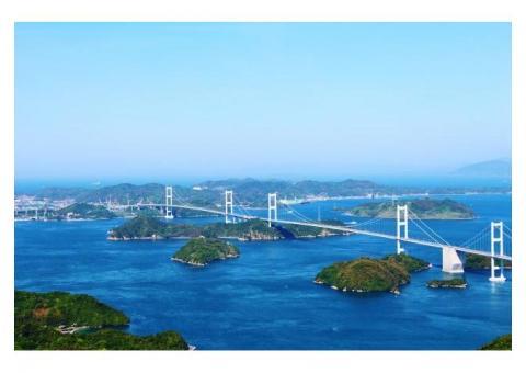 【ご近所さん歓迎】 愛媛県今治市吉海町椋名の来島海峡大橋の体験共有