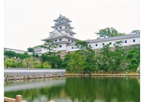 【ご近所さん歓迎】 愛媛県今治市通町の今治城の体験共有