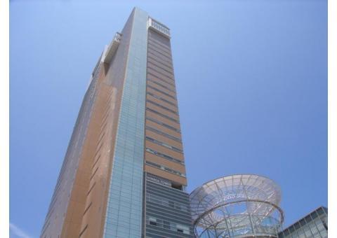 【ご近所さん歓迎】 香川県高松市サンポートの高松シンボルタワー の体験共有