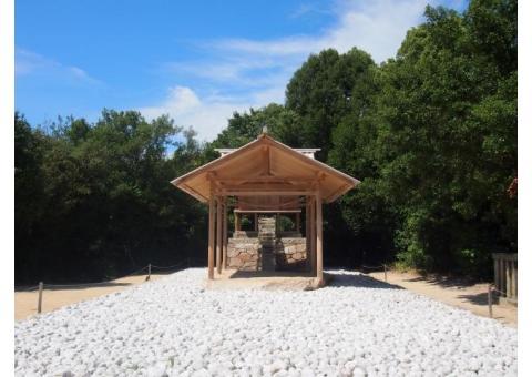 【ご近所さん歓迎】 香川県香川郡 直島町の護王神社の体験共有