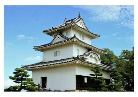 【ご近所さん歓迎】 香川県丸亀市の丸亀城の体験共有