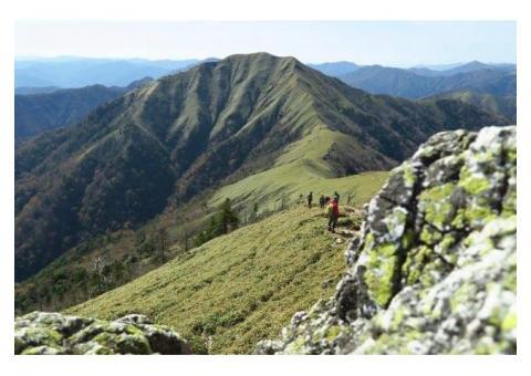 【ご近所さん歓迎】 徳島県那賀郡那賀町の剣山の体験共有