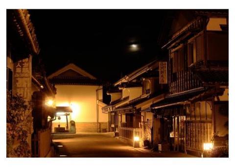 【ご近所さん歓迎】 徳島県美馬市脇町南町のうだつの町並みの体験共有