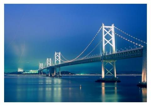 【ご近所さん歓迎】岡山県倉敷市下津井田之浦の瀬戸大橋の体験共有